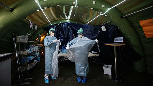 Невезучая Швеция: люди заболевают имрут уже после прививок