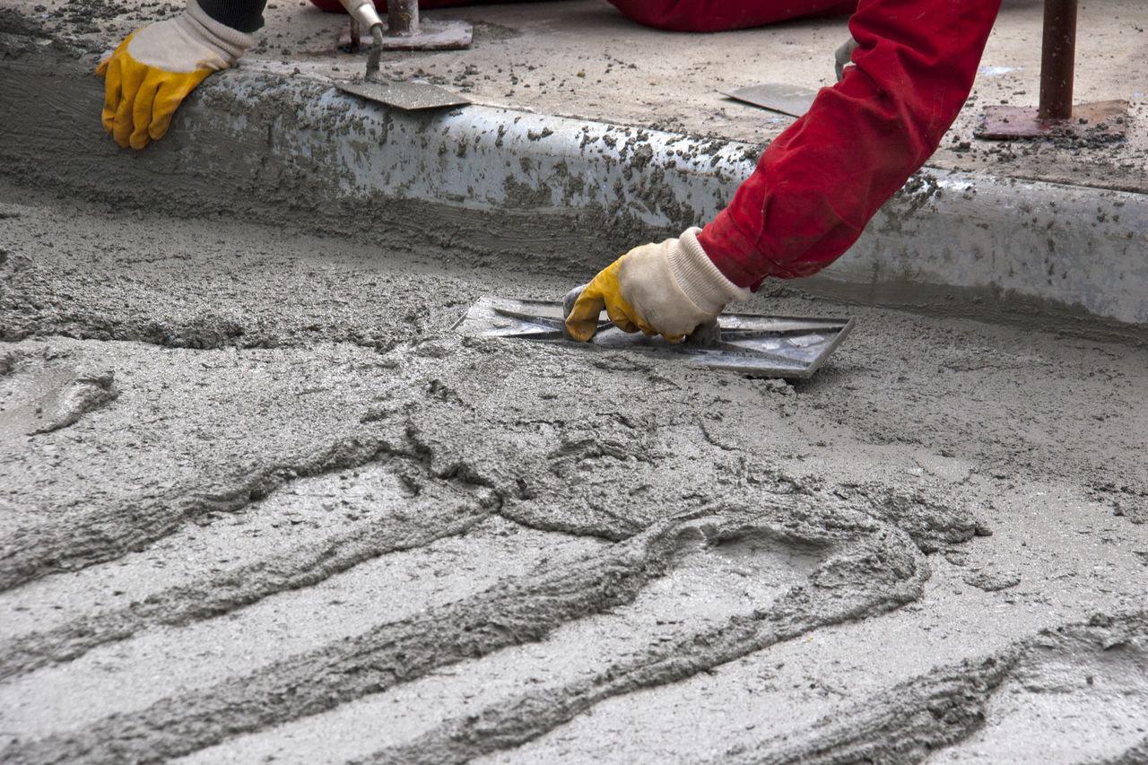 смеси бетонные тяжелые