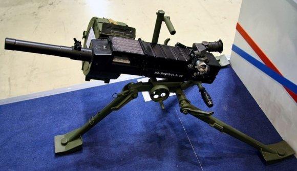 Эксперт о гранатометном комплексе АГС-30: «Иностранные заказчики стоят в очереди за этим образцом»