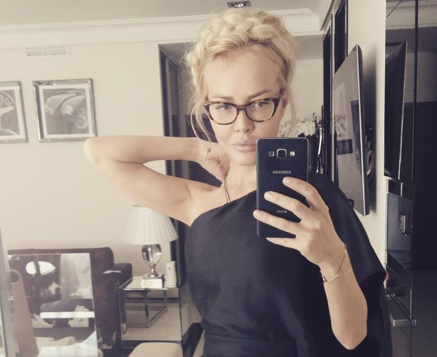 """Малиновская: В """"рашке"""" у меня ничего не получается, я бы поработала на Украине"""