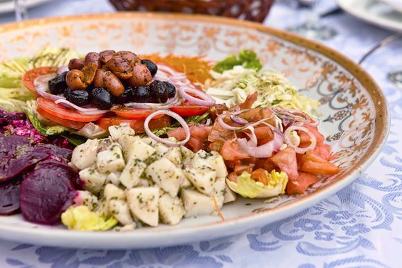 Королевство вкусов: 10 блюд национальной кухни Марокко