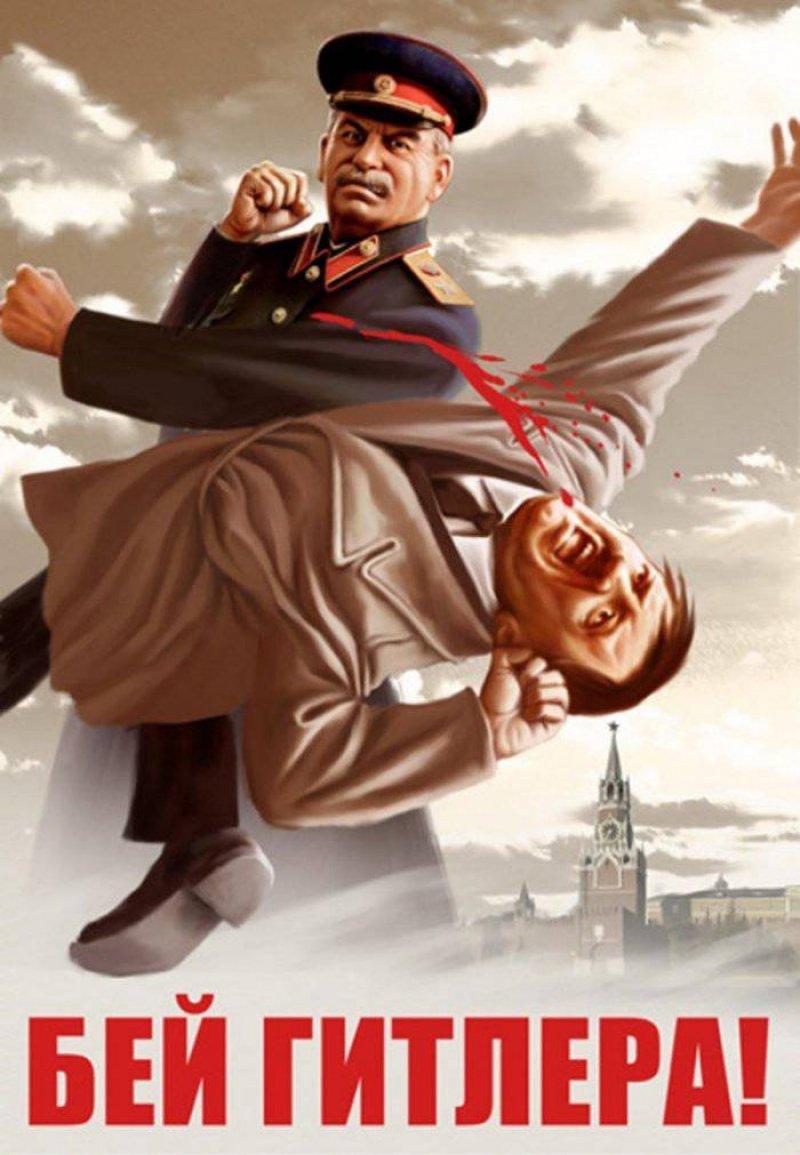 Как американцы пели о Сталине во время войны (видео)