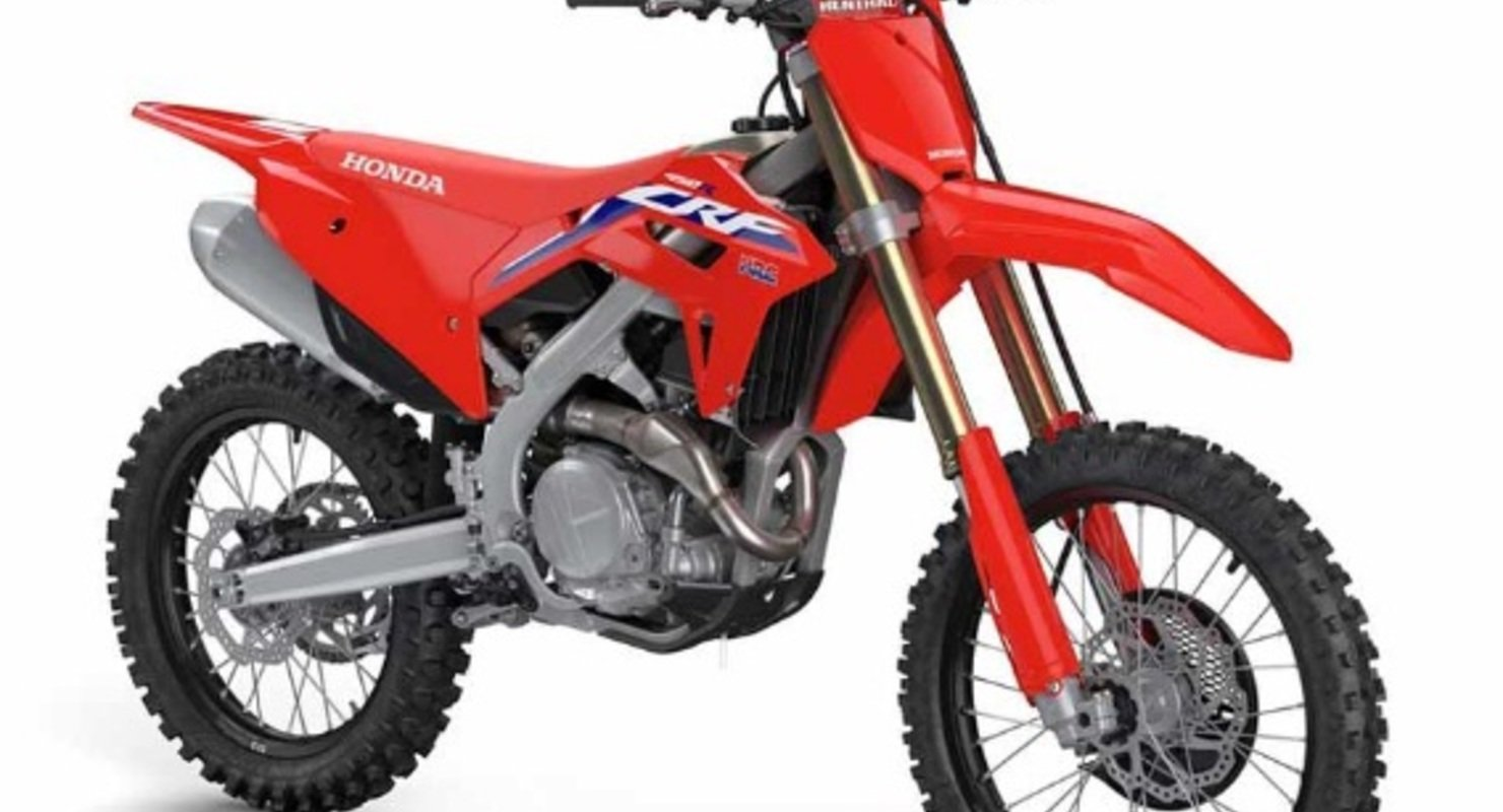 Honda представляет мотоцикл CRF450R 2022 модельного года Автомобили