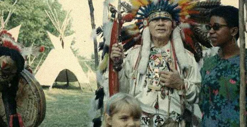 Как летчик СССР стал вождем индейского племени и сменил имя на Пронзающий Огонь доказательства
