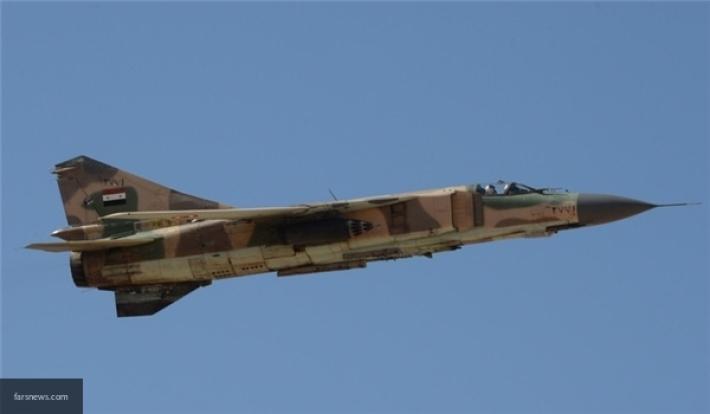 Битва за Дамаск: асы Асада переломили ситуации в пользу 105-ой бригады