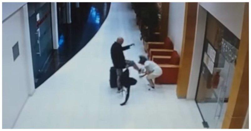 Шокирующее нападение шведского туриста на горничную в болгарском отеле