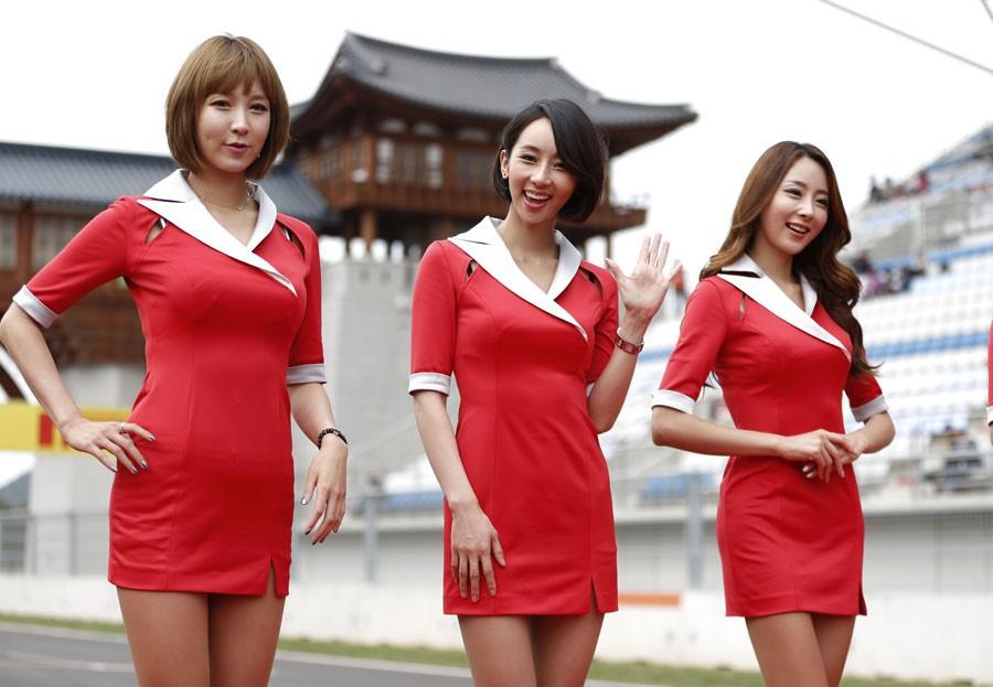 3. Южная Корея девушки, россия, факты