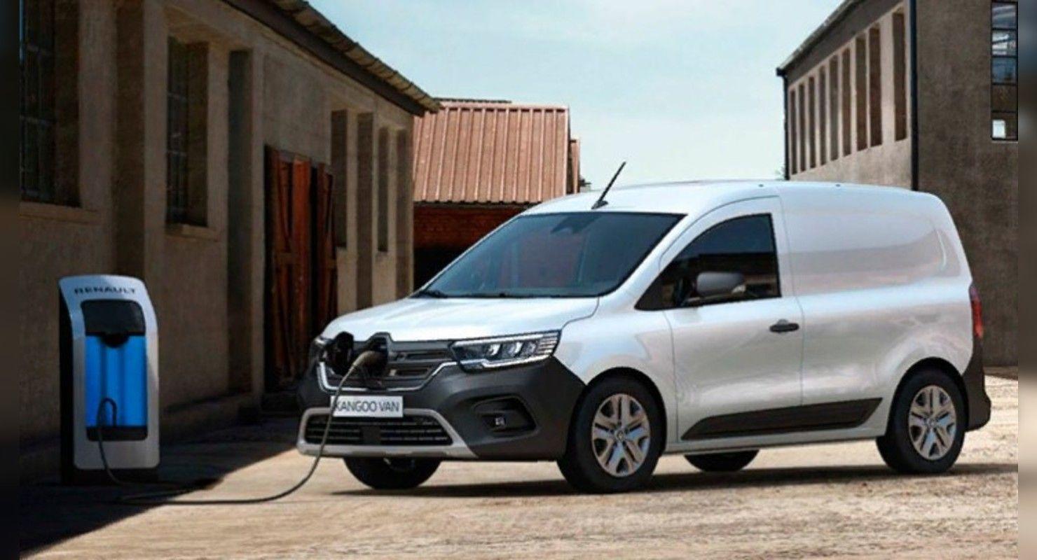 Компания Nissan готовит новый фургон на базе Renault Kangoo Автоновинки