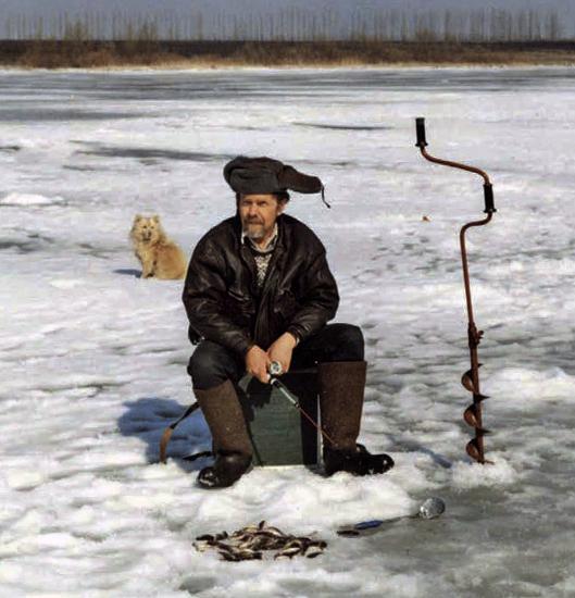 Курьезные случаи на рыбалке