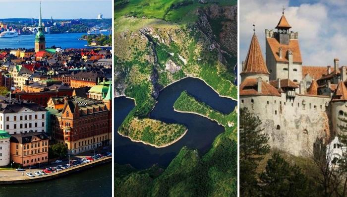 Невероятная Восточная Европа