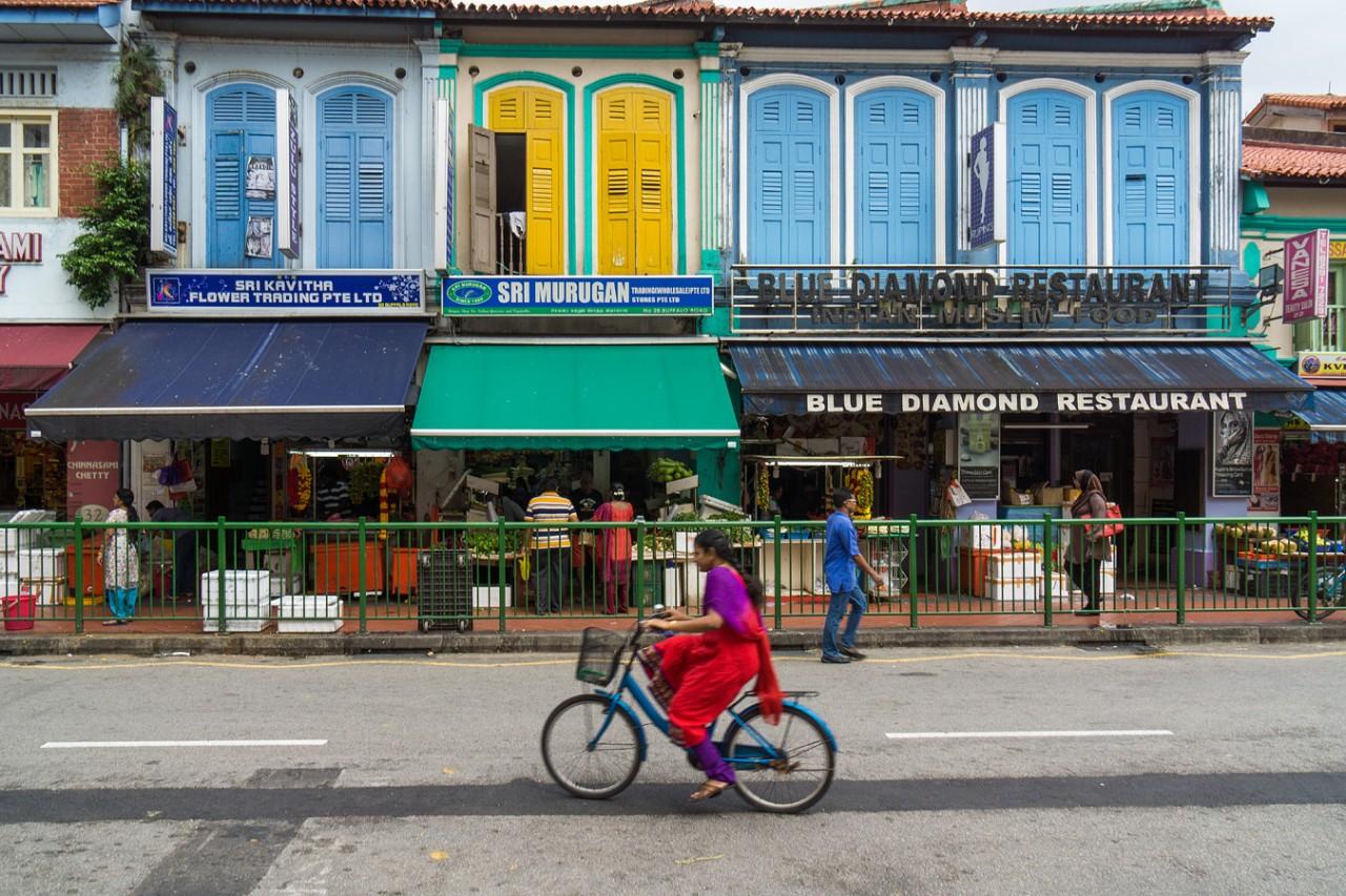 Сингапур: Арабский квартал и маленькая Индия