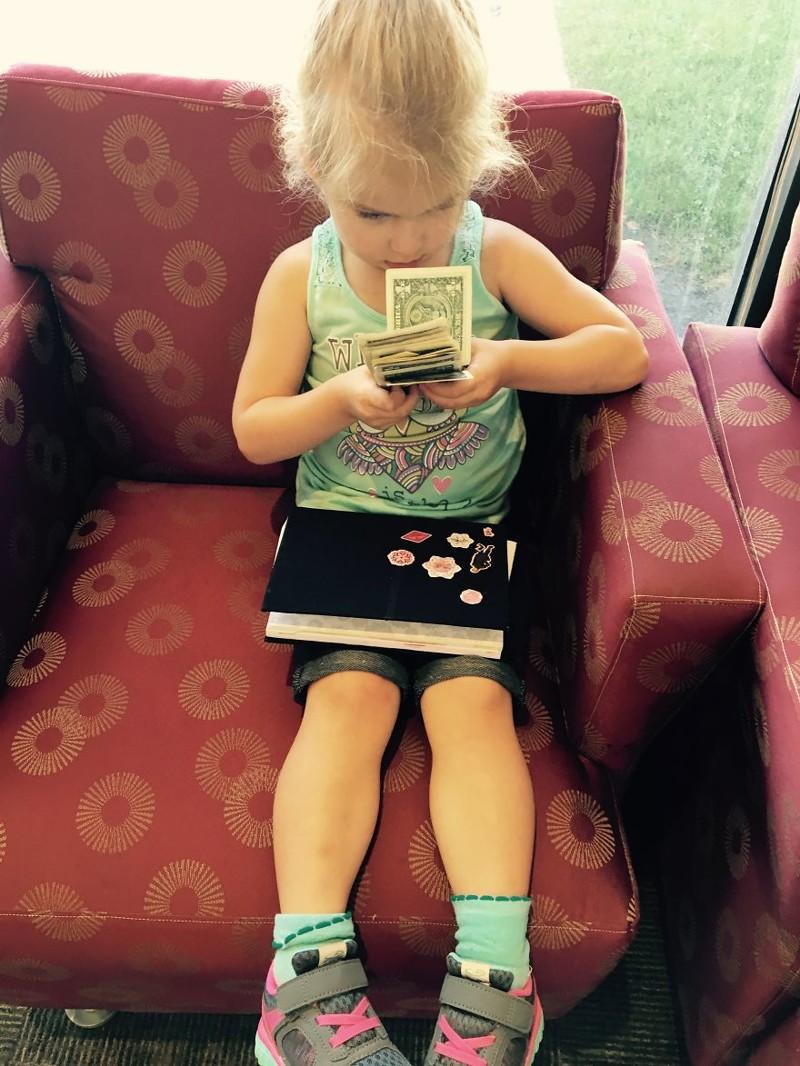 Как объяснить трехлетнему ребенку, что такое инвестиции