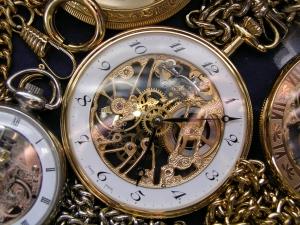 Часы. Реальные истории синхронии...