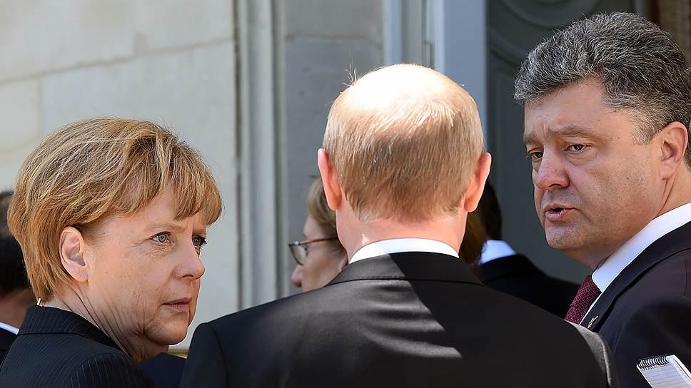 Владимир Путин высадился на 15 минут