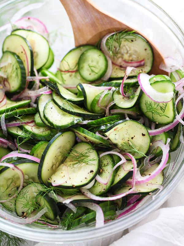 Креативный салатик. Простой …