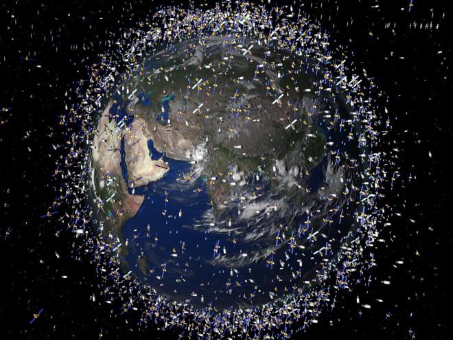 Россия вывела на орбиту уникальный военный спутник вкс