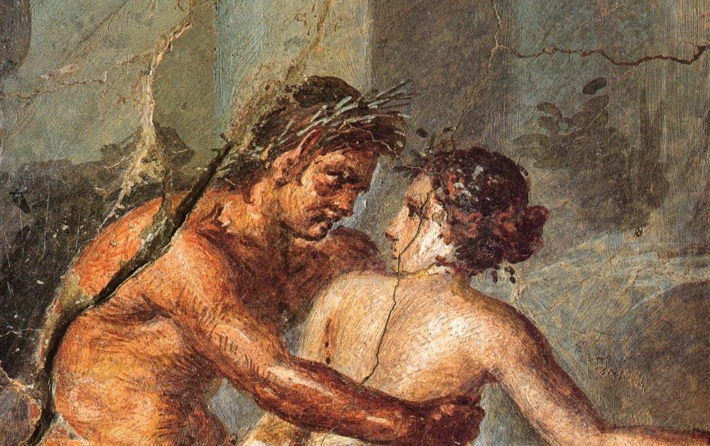 Секс музеи помпеи геркуланум
