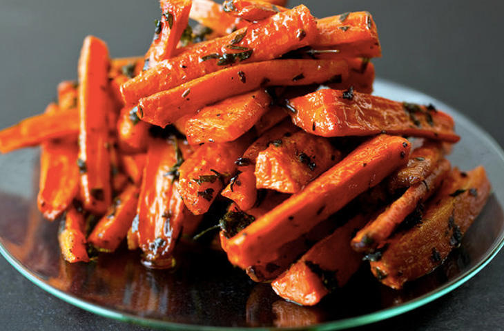10 потрясающих гарниров из моркови
