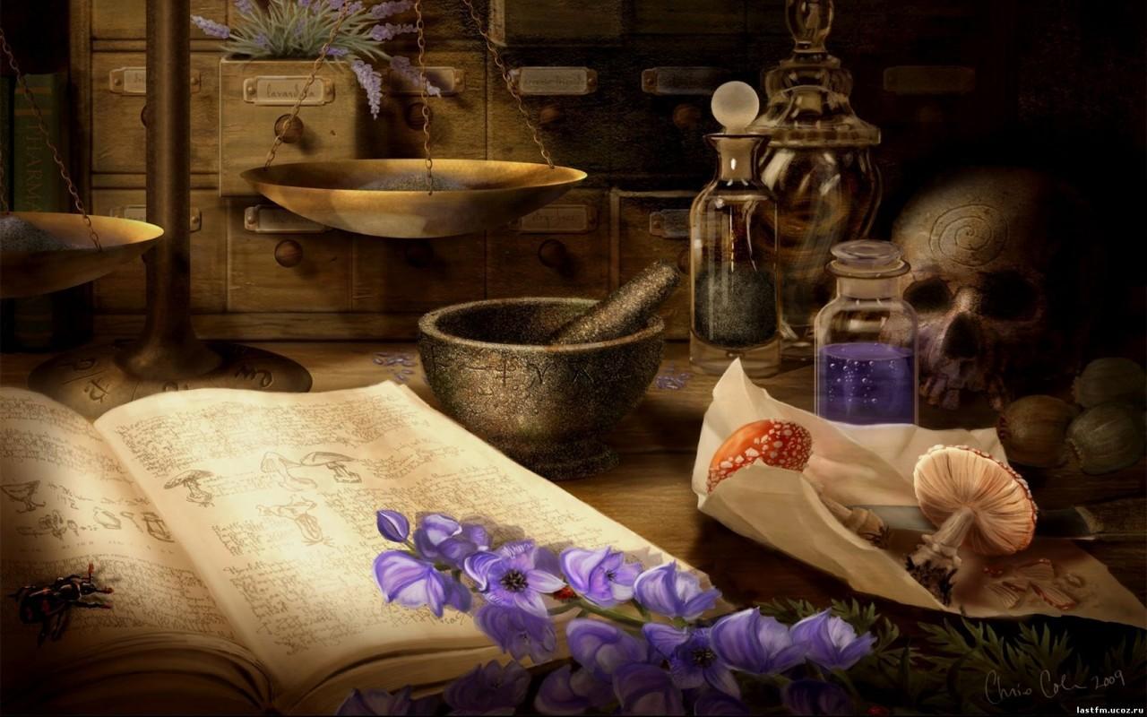 Женские болезни лечим народной магией