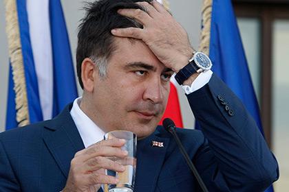 В Киеве рассказали о намерении уволить Саакашвили еще летом