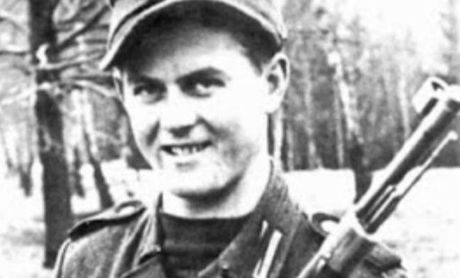 Лучший снайпер Рейха рассказал о Второй Мировой