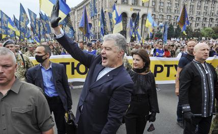 Осенью на Украине можно ждать новый переворот