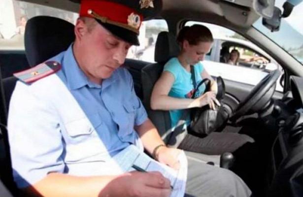 Как инспекторы ГИБДД «ловят» водителей на экзамене в городе аварии,авто,автомобиль,автосалон