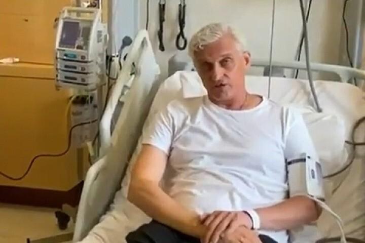 """""""Никакой трепанации!"""": Олег Тиньков показал процесс трансплантации костного мозга костный мозг,лейкемия,медицина,пересадка костного мозга"""