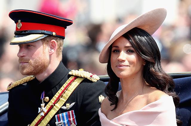 Меган Маркл и принц Гарри подтвердили, что не вернутся к своим королевским обязанностям