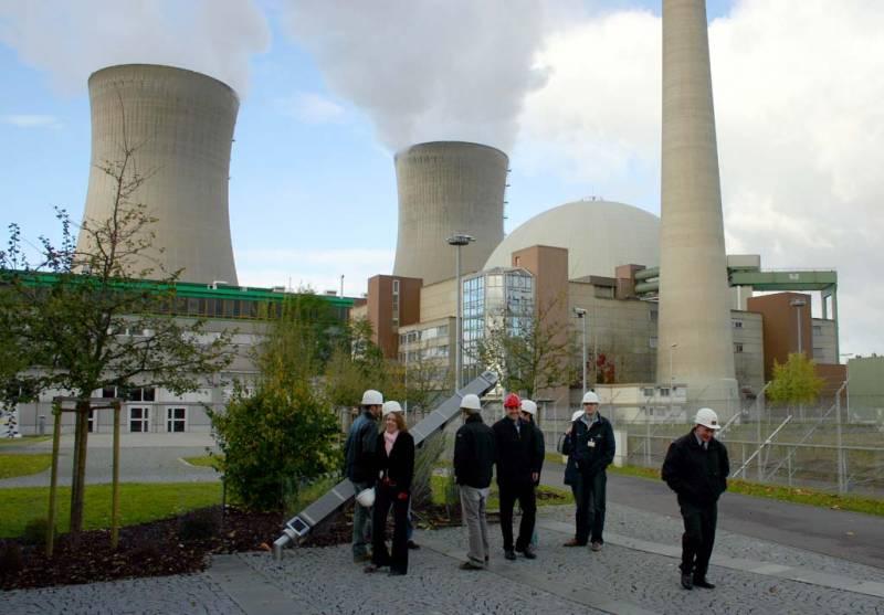 Ядерная лотерея. Германия решает, где захоронить свой «мирный атом» геополитика,нацисты