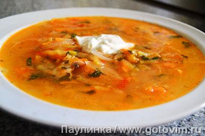 ДЕНЬ ПЕРВОГО БЛЮДА. Кабачковый суп