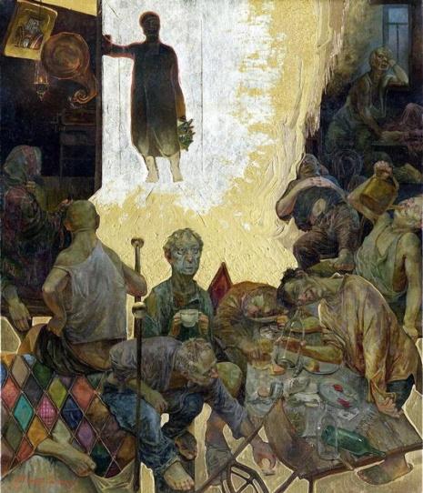 художник Владимир Чумаков-Орлеанский картины – 16