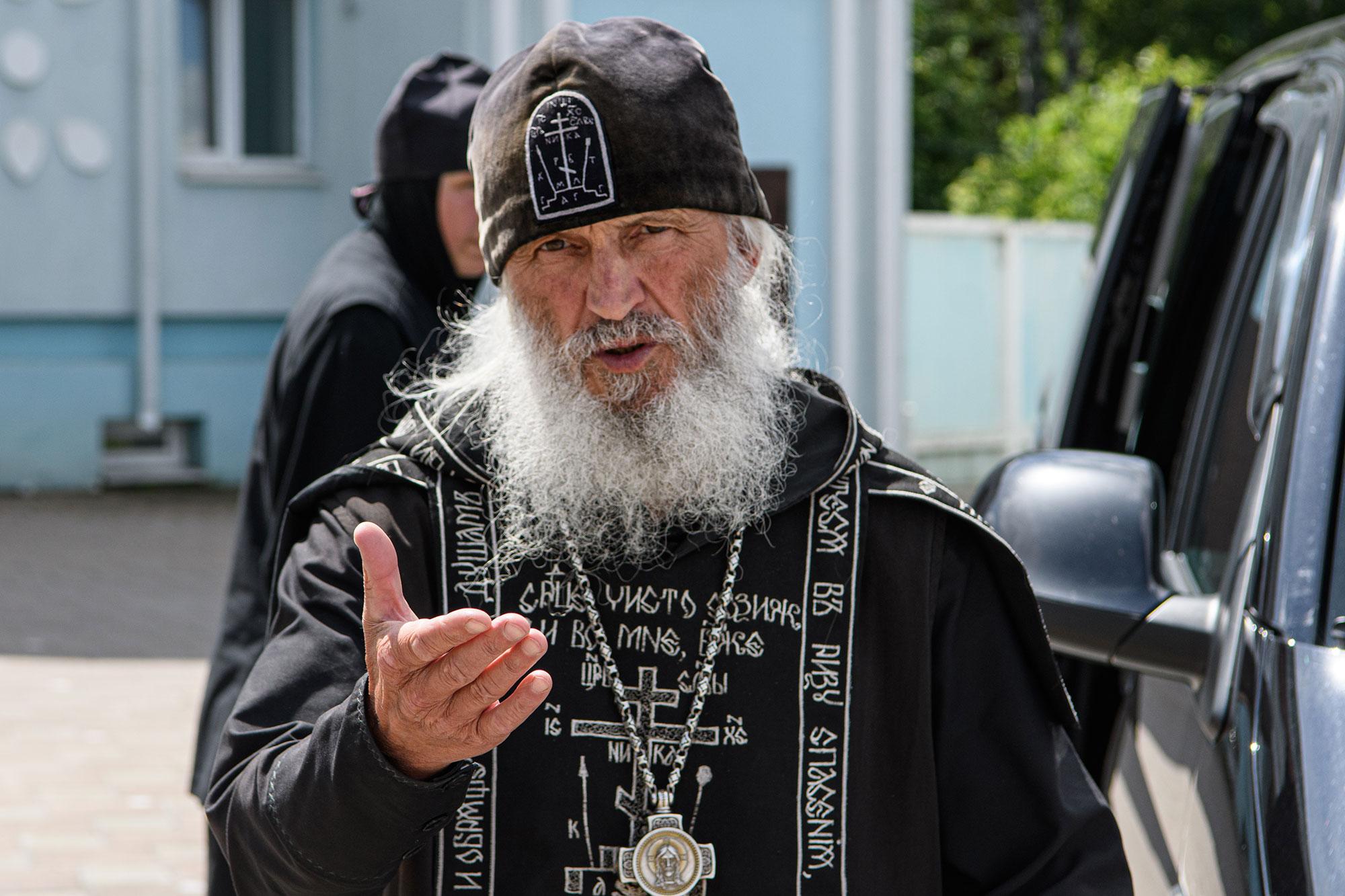 Экс-схиигумен Сергий призвал белорусов «неустраивать Майдан против любящего президента»