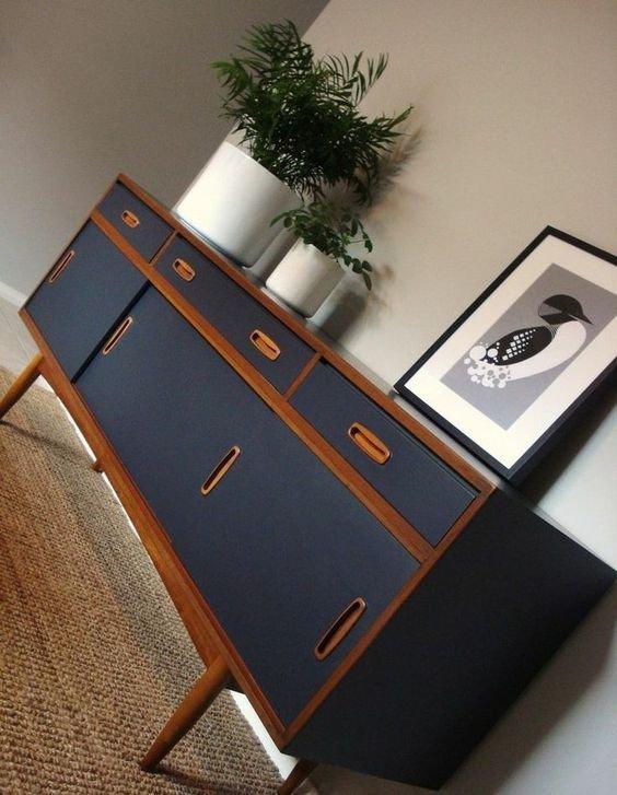 Как превратить старый шкаф в стильную дизайнерскую вещь для дома и дачи,интерьер