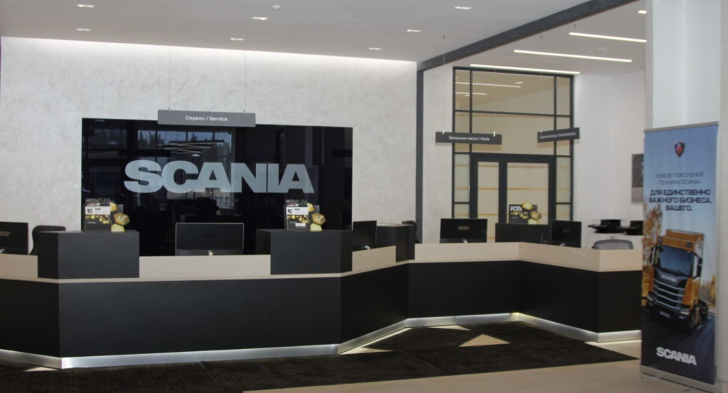В Нижнем Новгороде торжественно открыта новая сервисная станция Scania Транссервис Автомобили