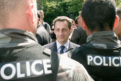 Николя Саркози взят под стра…