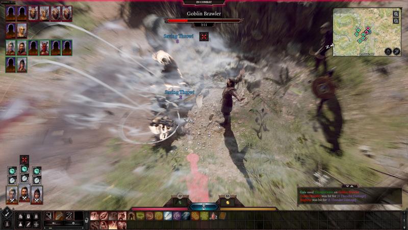 Первые впечатления от Baldur's Gate III: магия «настолки», невиданная глубина cRPG и вариативность baldur's gate iii,геймплей,Игры,обзор