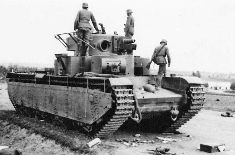 Рассказы об оружии. Танк Т-35. Самый бесполезный в мире? рассказы об оружии, страницы истории, танк т-35