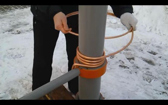 Самодельный проточный водонагреватель для мелких бытовых нужд