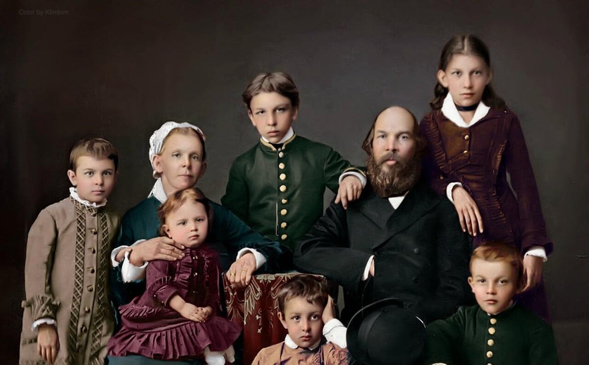 Мать Ленина: какие факты о ней скрывали коммунисты