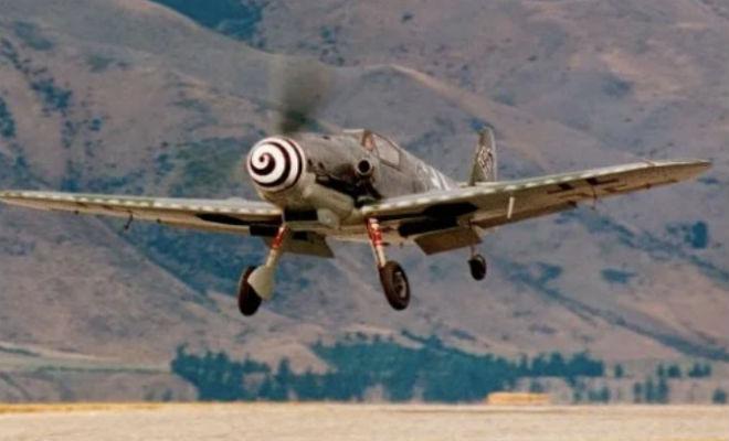 Спирали на самолетах: секретная уловка немцев