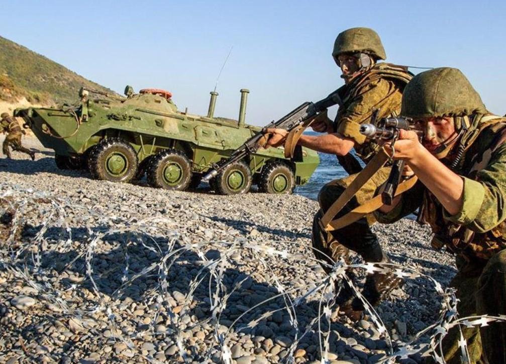 В ЮВО стартовали учения «Кавказ-2020» Россия,учения