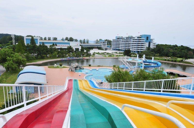 Аквапарк в Северной Корее глазами туриста из Израиля