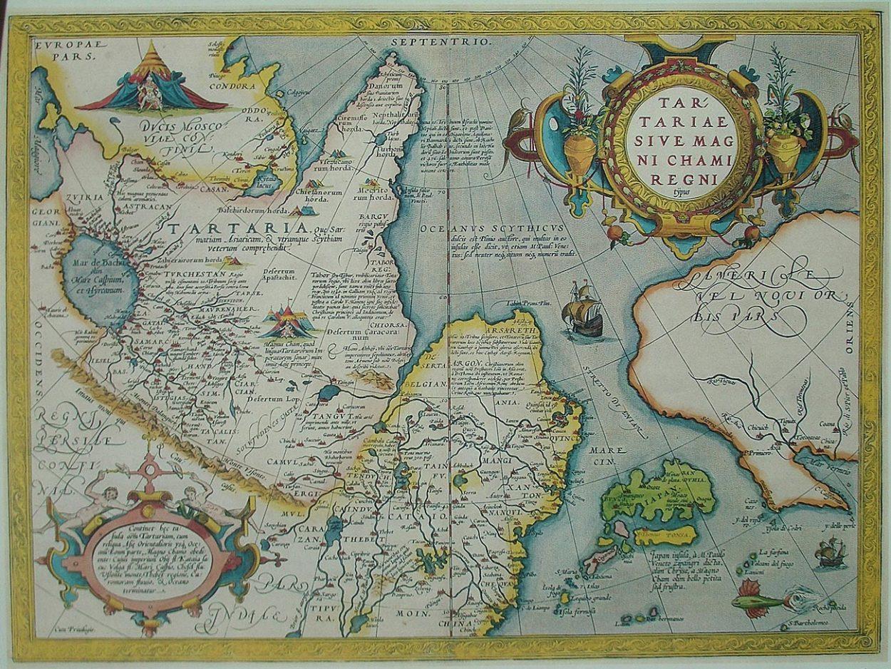 Карты Тартарии: подделки или реальные документы?