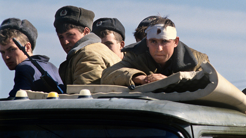 Чудесное спасение советского офицера в Афганистане Афганистан