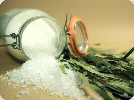 Необычное применение обычной соли...
