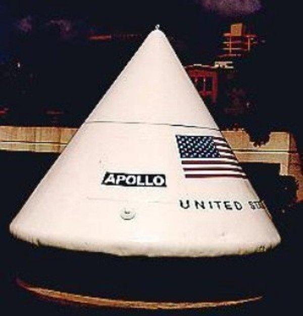 Как СССР США капсулу от «Аполлона» возвращал 70-е, СССР, Союз-Апполон