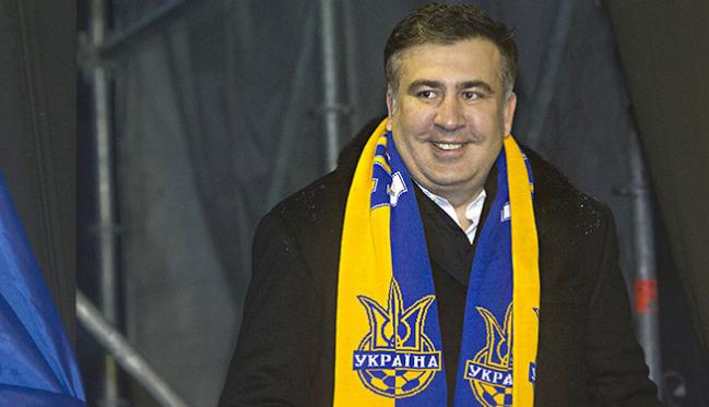 Решил уйти: Саакашвили подаёт в отставку