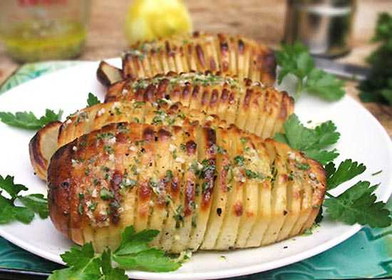 как запечь картошку в духовке вкусно и быстро
