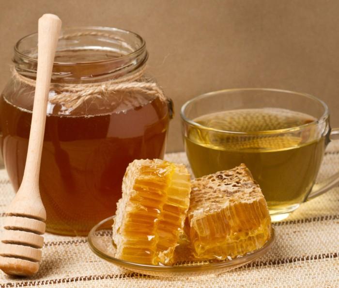 Теплая вода с медом: вот что…